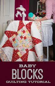 Baby Block Quilt &  Adamdwight.com