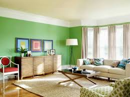 Painting Living Room Walls Different Colors Different Colored Rooms Open Living Space With Dining Room And