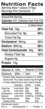 duo cheese pizza us jack s nutrition label 4 jacks