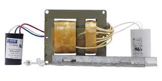 keystone ballast mh 100x q kit 100 watt ansi m90 metal halide 100 watt quad tap m90 mh kit