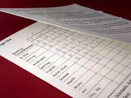 Printable Progress Reports For Elementary Students How To Write A Homeschool Progress Report
