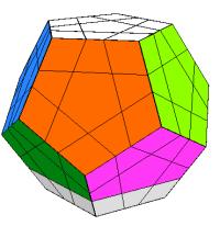 Megaminx Patterns Unique Multiwingspan Twisting Puzzles