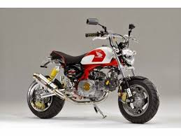 Maybe you would like to learn more about one of these? Racing Cafe Honda Monkey Special Mini Bike Honda Bikes Honda