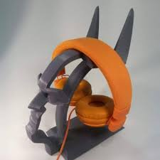 batman headset stand image