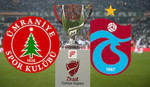 Ümraniyespor - Trabzonspor maçı hangi kanalda, saat kaçta? - Trabzonspor  (TS) Haberleri - Spor