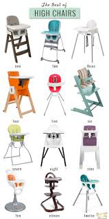 the best of high chairs — momma society