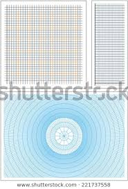 Graph Paper Various Uses Stock Vector Royalty Free 221737558