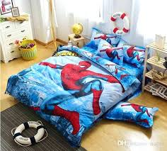 spiderman sheets full whole hot bedding set girls twin full size bedding kids quilt set