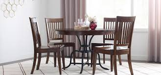 Maple Kitchen Table And Chairs The Nook A Casual Kitchen Dining Solution From Kincaid Furniture