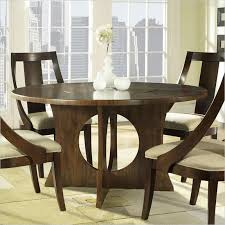 Unique dining room tables Wood Dining Our Second Round Table Is Striking Allwood Example With Central Lazy Susan Home Stratosphere 29 Types Of Dining Room Tables extensive Buying Guide