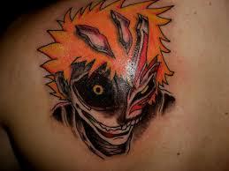 Impressive Colory Anime Tattoo Tattoomagz Tattoo Designs Ink