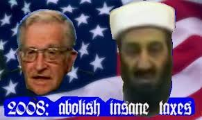 the reference frame prof osama bin laden endorses prof noam chomsky prof osama bin laden also has the following inconvenient truth to tell us about global warming