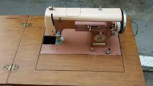 Vintage Imperial Sewing Machine