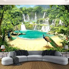 3d Wallpaper Designs For Living Room ...