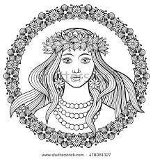Doodle Vector Monochrome Decorative Afro Woman Stock Vector additionally Coloring page Woman with long hair  Printable adult coloring also sun  detailed coloring pages   Coloring Pages for Teenagers additionally  moreover 104 best Coloring pages images on Pinterest   Coloring pages in addition 203 Free  Printable Coloring Pages for Adults moreover Free Printable Wedding Coloring Pages   fablesfromthefriends together with open positing org   Coloring Pages Database Download Free besides Coloring Pages Adults Girl Indian Decoration Stock Vector in addition Free Pregnancy Coloring Pages together with Trend Skull Coloring Pages To Print 53 In Oloring Pages Free. on ciricles woman coloring pages for adults