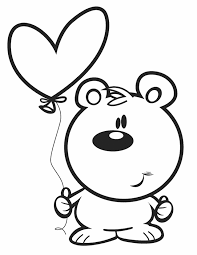 yjwbyro cute valentines day coloring pages getcoloringpages com on cute valentines template