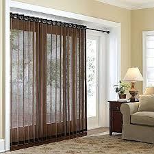 sliding window curtains grommet panels provide a durable support to your curtains grommet panels for patio