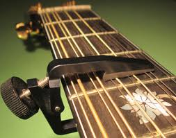 Kyser Short Cut Capo Chord Chart Types Of Partial Capos