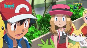 POPS Anime - Pokémon Tập 205 - Buổi Ra Mắt! Serena và Fokko! - Hoạt Hình  Tiếng Việt Pokémon S17 XY