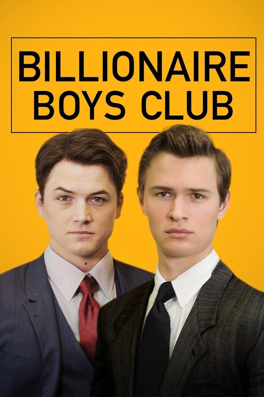 download Billionaire Boys Club 2018 English 480p & 720p ESub
