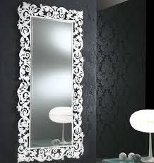 decorative bathroom mirror. Decorative Mirrors Bathroom Modern Large Frameless Creative Mirror