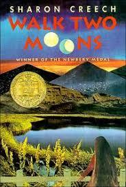 walk two moons  walk two moons jpg