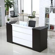 office counter desk customized wooden vintage reception desk office furniture office counter design office reception desk