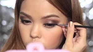 chocolate eyes makeup tutorial eye makeup tutorial natural makeup tutorial 2016