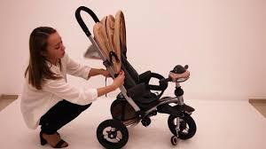 <b>Moby Kids</b> Stroller Trike 10x10 Air car - YouTube