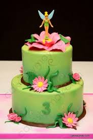 169 Best Disneys Tinkerbell Cakes Images Birthday Cakes