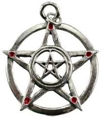 created of layered penrams this powerful amulet is intended to empower your spells and protect