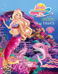 Truyện Tranh Công Chúa Barbie - Nàng Tiên Cá (Tập 2) – Nhà sách Tân Việt