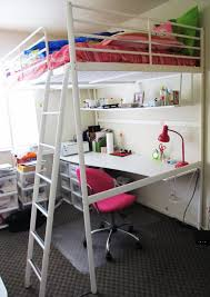 10 astonishing ikea loft bed desk image ideas