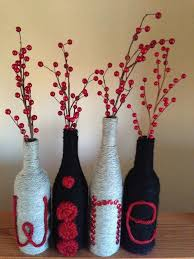 Wine Bottle Decorations Handmade 100 Homemade Wine Bottle Crafts 100 48