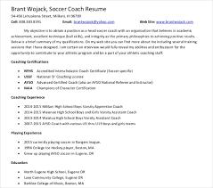 12 Coach Resume Templates Pdf Doc Free Premium Templates