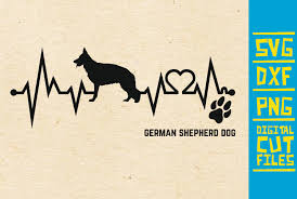 Find vectors of german shepherd. German Shepherd Silhouette Svg Free Svg Cut Files Create Your Diy Projects Using Your Cricut Explore Silhouette And More The Free Cut Files Include Svg Dxf Eps And Png Files