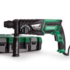 hitachi hammer drill. hitachi dh26px sds+ rotary hammer drill 26mm