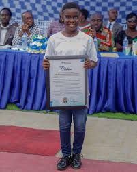 Youngest Ghanaian Disc Jockey Dj Switch Honoured For Inspiring The