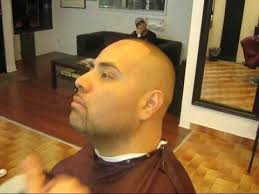 Bald fade vs skin fade. Spanish Harlem Barbershop Montreal Canada Bald Fade Aldo Da Barber Youtube