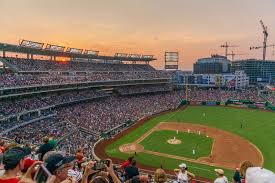 Washington Nationals Park Virtual Seating Chart The Best Places To Eat Drink At Nationals Park