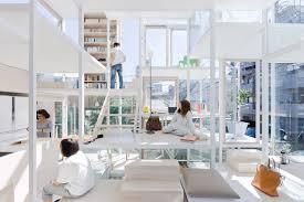 Japan School Design An Exhibition About Housing At Harvard Graduate School Of