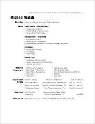 Cnc Lathe Operator Resume Sample Best of Machine Operator Resume Machine Operator Resume Machine Operator