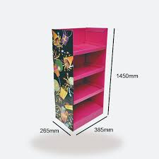 T Shirt Display Stand China Clothes Portable Tshirt Floor Display Stand Factory 89