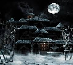 Haunted House Hd wallpaper by ...