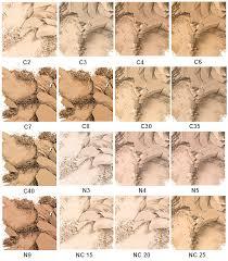 studio fix powder plus foundation all shades