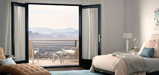 ultra series fiberglass in swing patio door