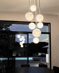 incredible circular chandelier pendant lights glass lamp shape wonderful looking awful dinning room