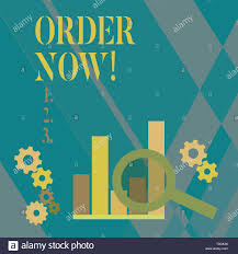 Another Word For Chart Word Writing Text Order Now Business Photo Showcasing