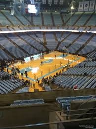 Dean Smith Center Section 221 Rateyourseats Com