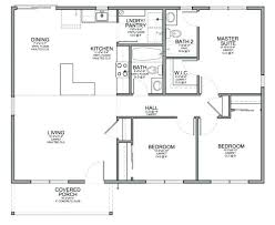 medium size of modern 3 bedroom house plans no garage with double without interesting idea architectures